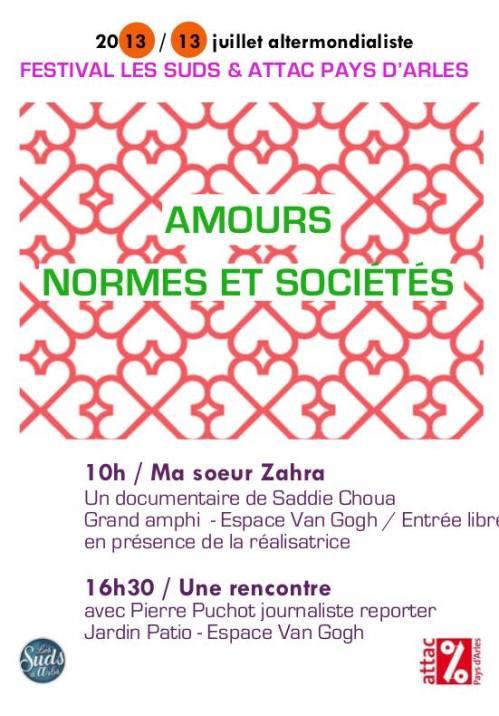 Mijn Zus Zahra 13/07 Arles
