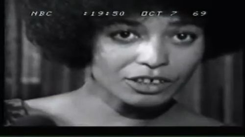 Im sorry I can't offer you tea_Angela Davis